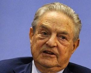 Remus Pricopie s-a intalnit cu George Soros. Miza: Integrarea copiilor romi in sistemul educational