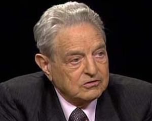 George Soros se cearta cu un economist din Germania: Sinn mi-a