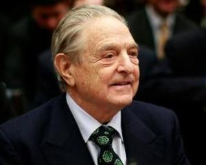George Soros, mai bogat cu cateva miliarde de dolari