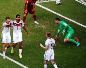 Treaba nemteasca: Germania - Portugalia 4 - 0