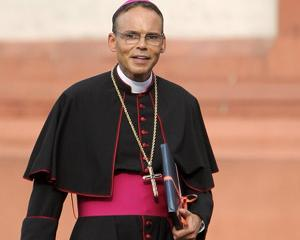 """Un episcop german va cheltui 31 milioane euro pentru a ridica """"un complex de lux"""""""