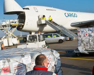 Germania trimite 70 de tone de ajutoare umanitare in Filipine