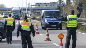 Germania raspunde la pandemie si inchide granitele cu Franta, Austria si Elvetia