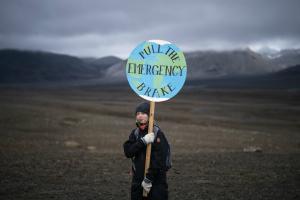 Primul monument comemorativ din lume, pentru un ghetar disparut din cauza incalzirii globale