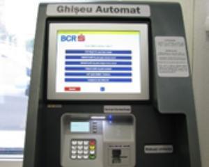 Ghiseele Automate BCR taie timpul tranzactiei de la 4 minute la 40 de secunde