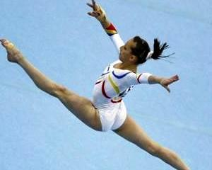 Gimnastica: Romania a depasit Franta si Belgia