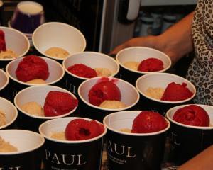 Glace de Plaisir, o inghetata marca Paul Romania