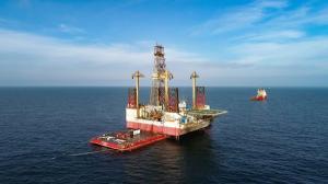 Platforma petroliera a carei productie a echivalat cu 20 de milioane de plinuri auto a fost readusa la tarm