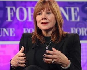 Mastodontul General Motors va fi condus de o femeie