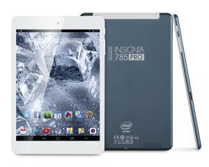 GoClever a lansat Insignia 875 PRO, prima tableta cu procesor Intel Atom