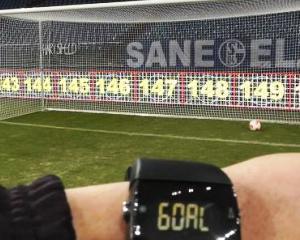 Brazilia 2014: Primul gol din istoria fotbalului acordat datorita tehnologiei