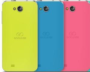 GOCLEVER lanseaza smartphone-ul Quantum 4