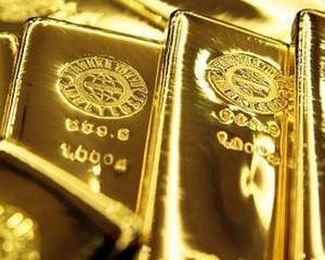 Aurul s-a comportat bine la inceput de an