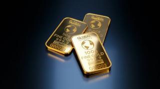 Trei recorduri pentru pretul gramului de aur intr-o saptamana. Astazi, maximum urca la 259,1273 lei