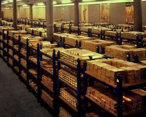 Istorii cu miros de bani: cat aur au Statele Unite ale Americii?
