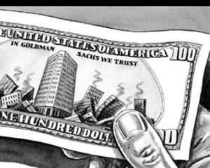 Cu ce salarii se lauda angajatii Goldman Sachs. Indiciu: premiile de la Loto sunt mici, prin comparatie