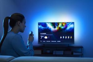 Serviciul Google Assistant va fi inclus pe televizoarele Philips Android TV 2018