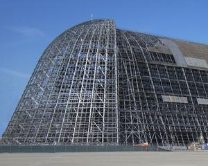 Google inchiriaza Hangarul Unu de la NASA