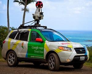 """Google maps va folosi o """"masina a timpului"""""""