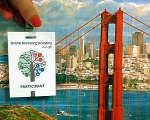 Google incepe inscrierile in programul Online Marketing Academy
