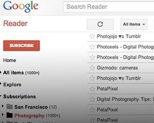ANALIZA: Adio, Google Reader. Cine ii va lua locul?