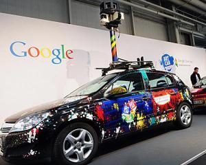Masina Google Street View, spionul perfect. Compania obligata sa stearga datele colectate in Marea Britanie