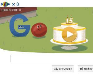 Aniversare: Sarbatorim 15 ani de Google