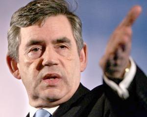 Gordon Brown, fost premier britanic: Bancile vor provoca o noua recesiune economica