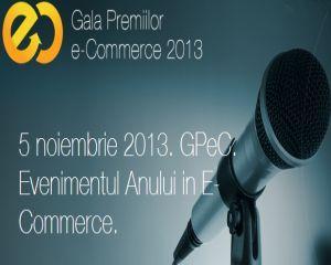 Maine are loc evenimentul de comert electronic al anului - Gala Premiilor eCommerce 2013!