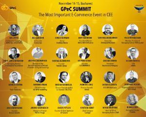 Peste 30 de speakeri exceptionali vorbesc la GPeC SUMMIT pe 14-15 noiembrie, Bucuresti: