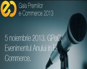 Evenimentul Anului in E-Commerce: Conferintele Nationale de E-Commerce si Festivitatea de Premiere GPeC 2013