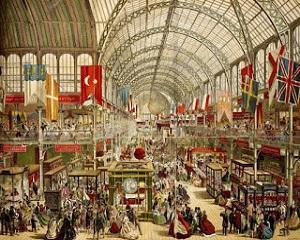 1 mai 1851:prima mare Expozitie Universala se deschide la Crystal Palace, Londra