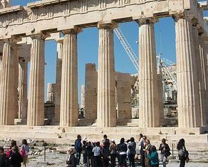 Somajul in Grecia depaseste record dupa record: Trei greci din zece nu au loc de munca