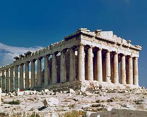 Grecii protesteaza impotriva privatizarii unor cladiri istorice din apropierea Acropolelor