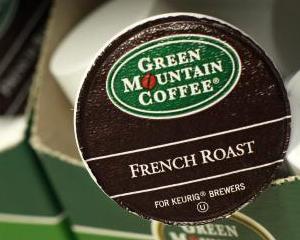 Coca-Cola a cumparat 10% din Green Mountain, pentru 1,3 miliarde de dolari