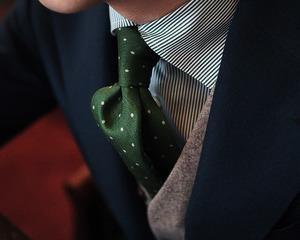 Cod verde de bun-simt vestimentar