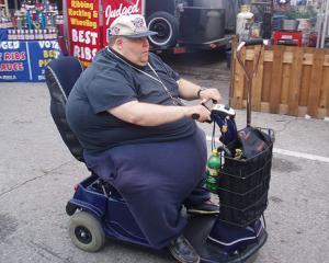 Obezitatea ucide 1 din 5 americani