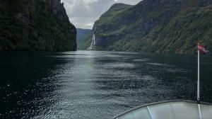 Fiori printre fiorduri