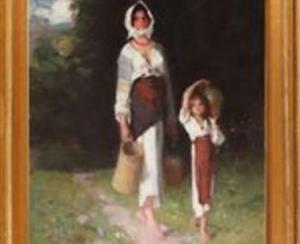 Record pe piata de arta din Romania: 320.000 de euro pentru un tablou semnat de Nicolae Grigorescu