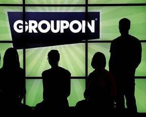 """Groupon are rezultate """"fara reducere"""" si un nou CEO"""