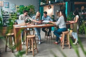 Cum sa creezi un spatiu de lucru productiv pentru angajati