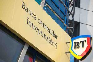 Grupul Banca Transilvania a obtinut o crestere a profitului net de peste 30% in primul trimestru al anului