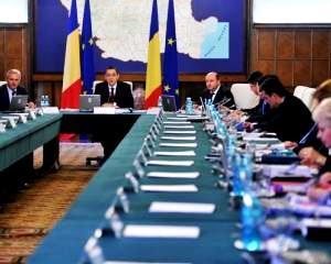 Victor Ponta: Nu se vor exploata gaze de sist in urmatorii cinci ani