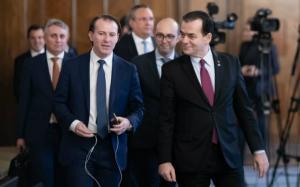 Citu si-a alcatuit noul Guvern: Este tras la indigo dupa Cabinetul Orban, cu o mica exceptie