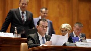 Saptamana de foc in Parlament: Incep audierile ministrilor Cabinetului Orban 2