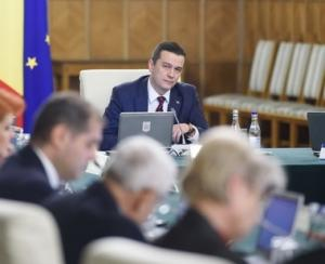Guvernul a aprobat forma finala a bugetului pentru 2017
