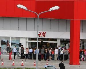 H&M a inaugurat un nou magazin