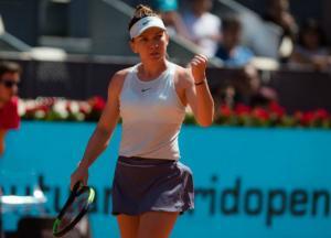 Simona Halep s-a calificat in optimile de finala de la Madrid dupa o victorie impotriva Johannei Konta