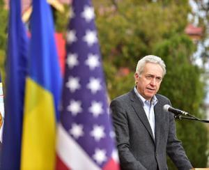 La cinci ani de la listarea la BVB, ambasadorul SUA lauda Fondul Proprietatea