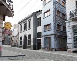 Cum decurg lucrarile de restaurare a Hanului Gabroveni